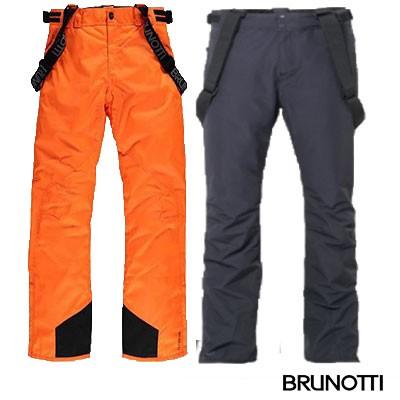 Brunotti Heren Snowpant DamiroFootstrap Fluor 0138 099